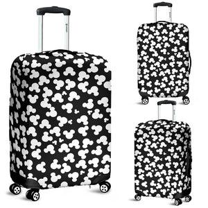 Luggage Cover - Mickey Head