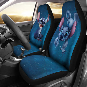 Stitch Car Seat Covers