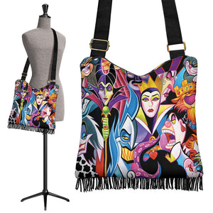 Disney Villains - Boho Handbag