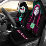 Jack Sally - Car Seat Covers