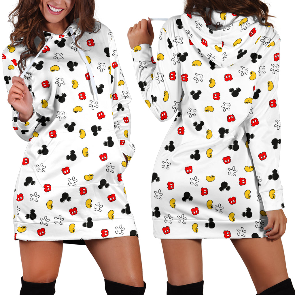 Mickey Hoodie Dress