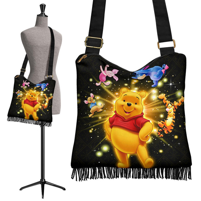 Pooh n Friends Boho Handbag