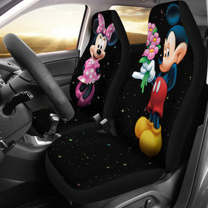 MK Love MN Car Seat Cover