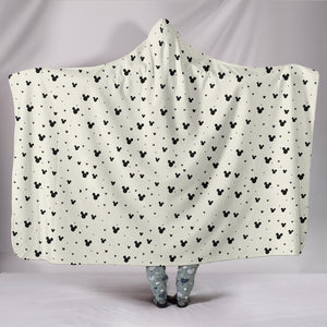Mickey Hooded Blanket