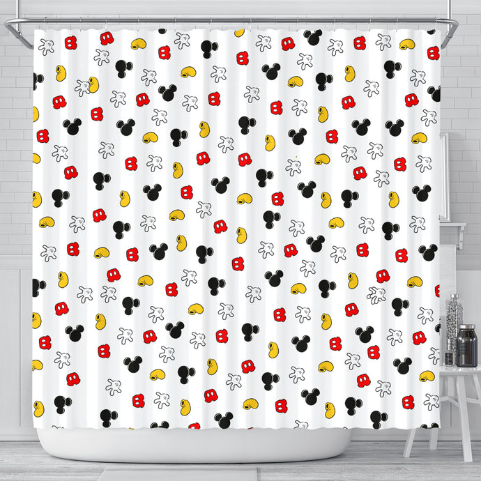 MK Shower Curtains