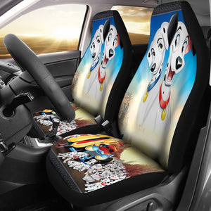 101 Dalma Car Seat Covers