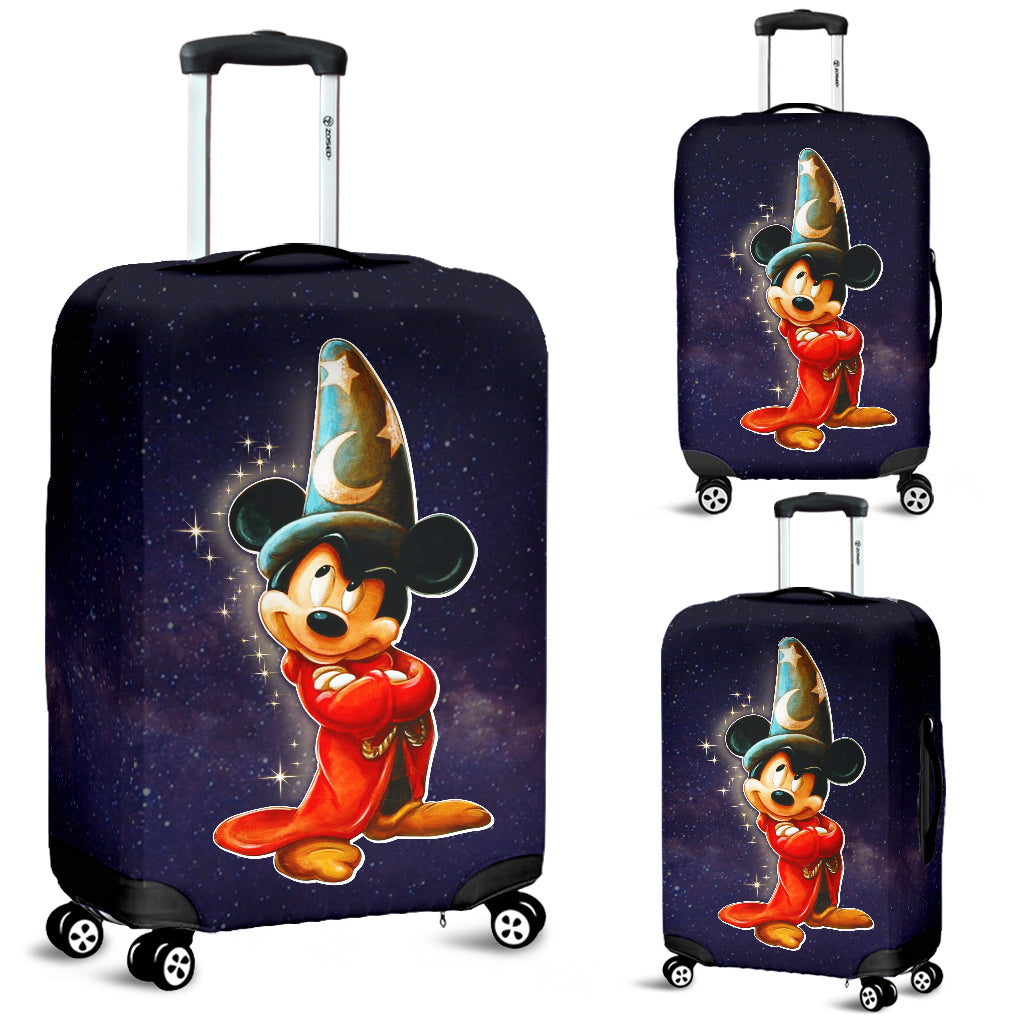 MK LUGGAGE COVER B.L
