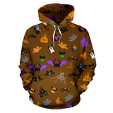 [Express Line Product+ 12$] Halloween Disney All Over Hoodie