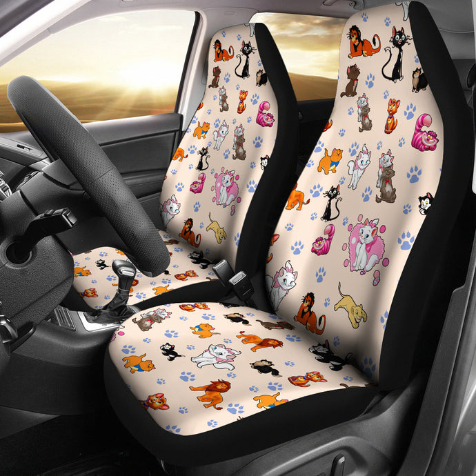 Cats Car Seat Cover