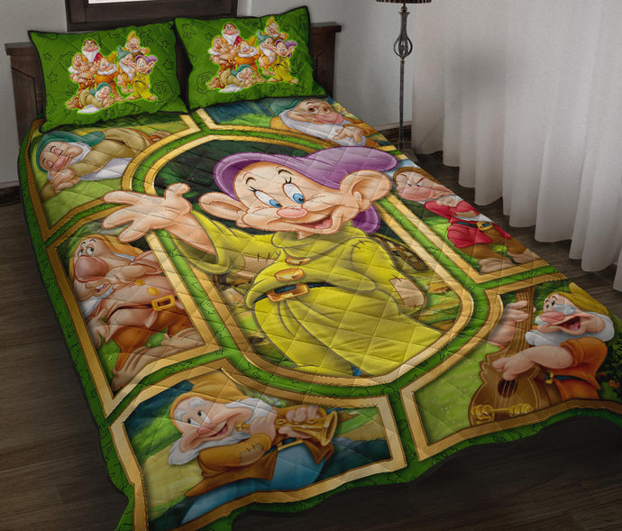 Dopey Quilt Bed Set