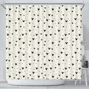 Mickey Shower Curtains