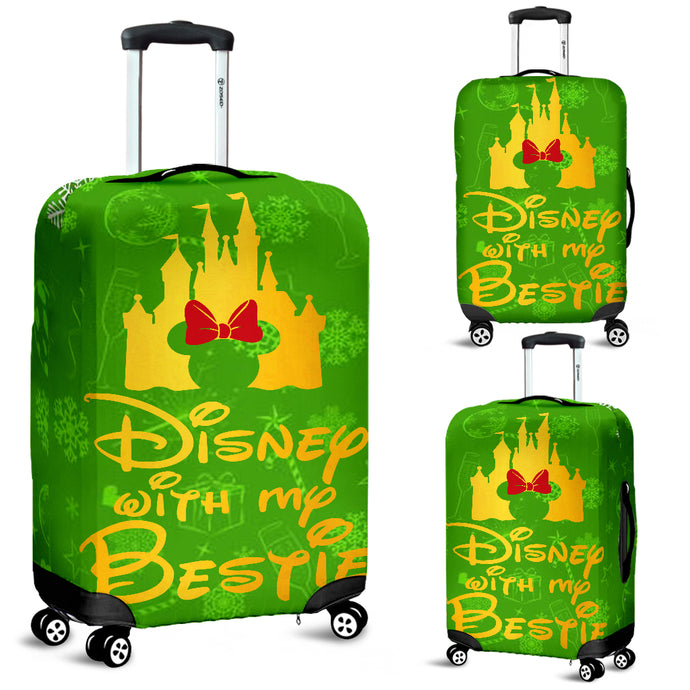Disney With Bestie - Luggage Covers