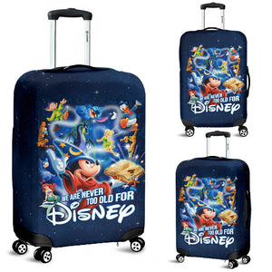 Mk Fantasia Luggage Cover