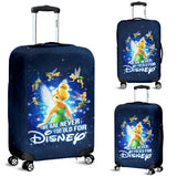 TinkerBell Luggage Cover