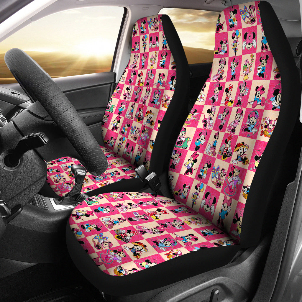 MN CAR SEAT COVERS