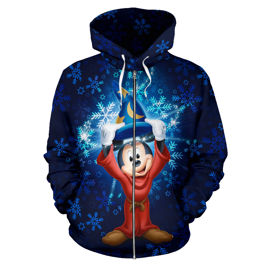 Mickey Fantasia Zip - Up Hoodie
