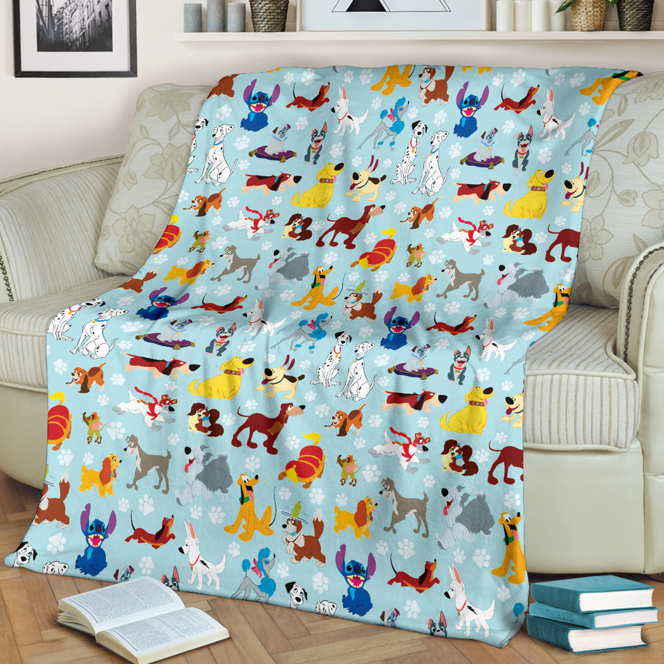 DN Dogs Blanket
