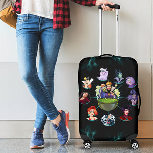 Luggage Cover - Time to go Disney