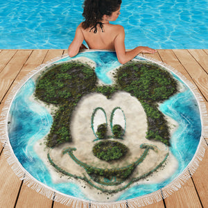 Mickey Island Beach Blanket