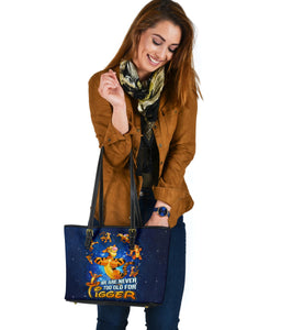 Tigg Never Too Old Tote