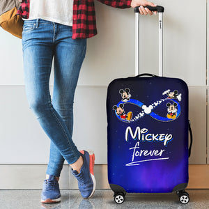Mickey Forever Luggage Cover
