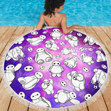 Baymax Beach Blanket