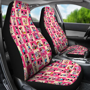 MINNIE CAR SEAT COVERS