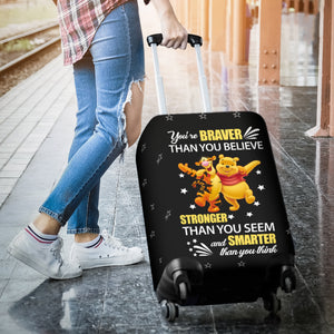 LT - You're Brave Luggage Cover