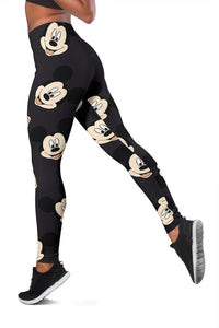 Mickey mini All Over Leggings Black