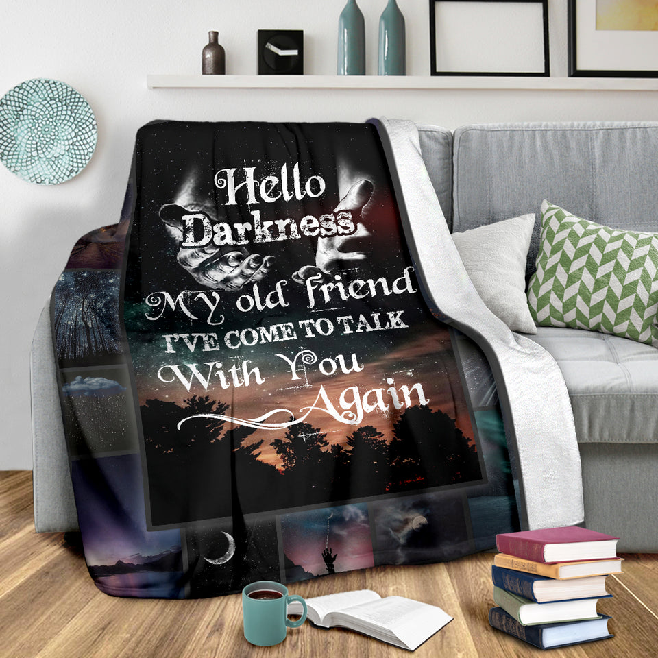 Hello Darkness - Blanket
