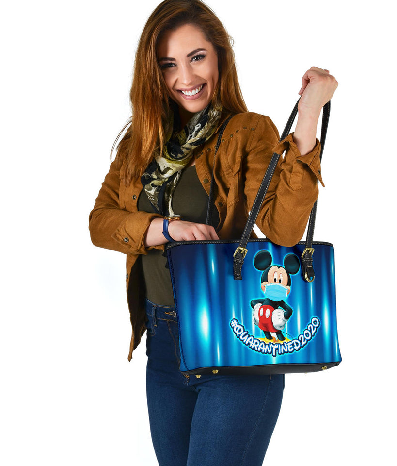 Mickey quarantined 2020 tote bag [EXPRESS SHIPPING APPLIED]
