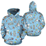 Dumbo All Over Hoodie
