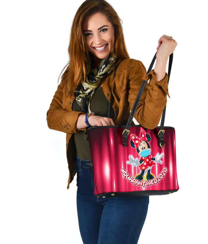 Minnie quarantined tote bag [EXPRESS SHIPPING APPLIED]