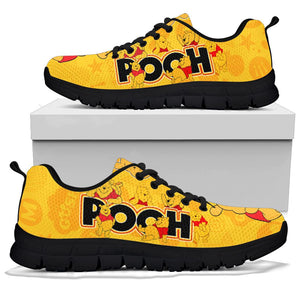 Pooh - Sneakers Black