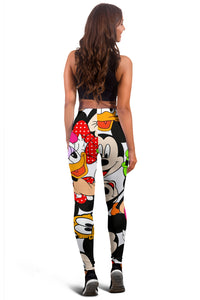 Disney Land Leggings
