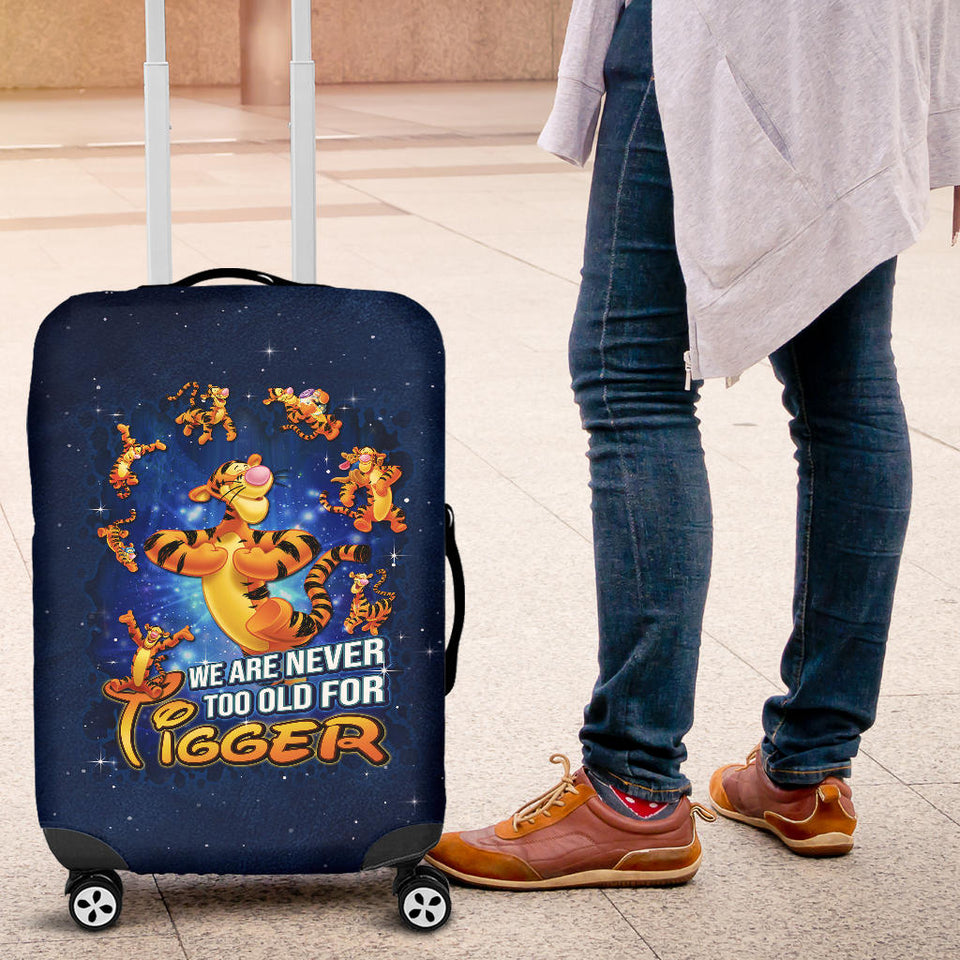 Tigger Disney Luggage Cover
