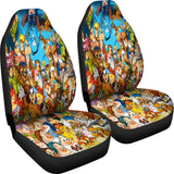 Character Disney Car seat cover