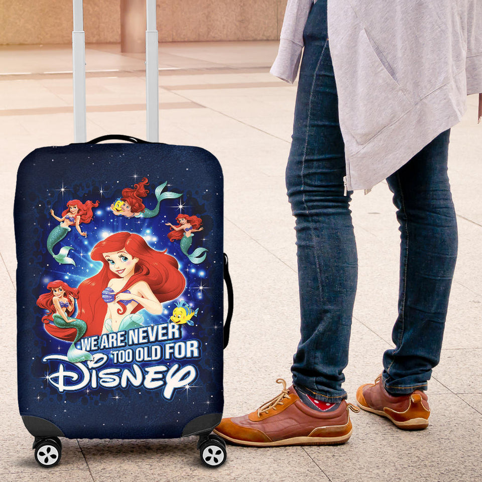 Ariel Luggage Cover