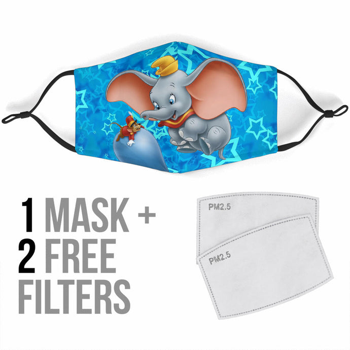 Db Face Mask + 2 FREE Filters