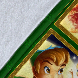 Peter Pan Blanket