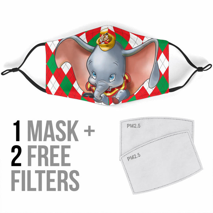 Dumbo Christmas FM + 2 FREE Filters (Age 13+)