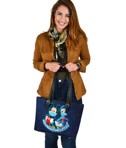 Mickey n Donald Tote [EXPRESS SHIPPING APPLIED]