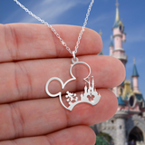 Mickey Disney Necklace [CORONA UPDATE: SHIPPING TO CANADA & AUSTRALIA IS UNAVAILABLE AT THE MOMENT]