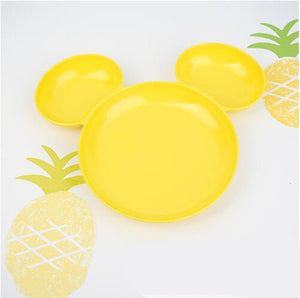 Mickey Mouse Rice Dish