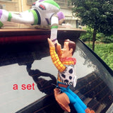 Lovely Toy Story Woody Car Doll
