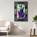 Maleficent - Canvas
