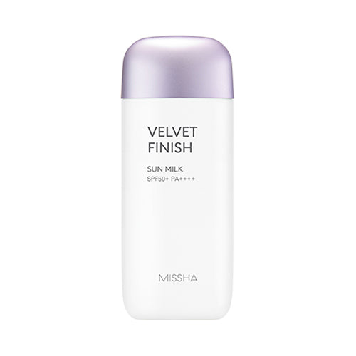 [MISSHA] All Around Safe Block Velvet Finish Sun Milk - 70ml (SPF50+ PA++++)