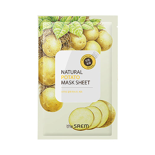 [THESAEM] Natural Mask Sheet - 1pcs