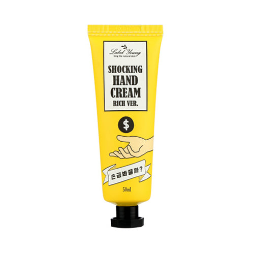[LABEL YOUNG] Shocking Hand Cream - 50ml