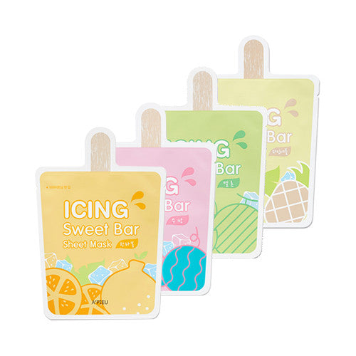 [A'PIEU] Icing Sweet Bar Sheet Mask - 1pcs